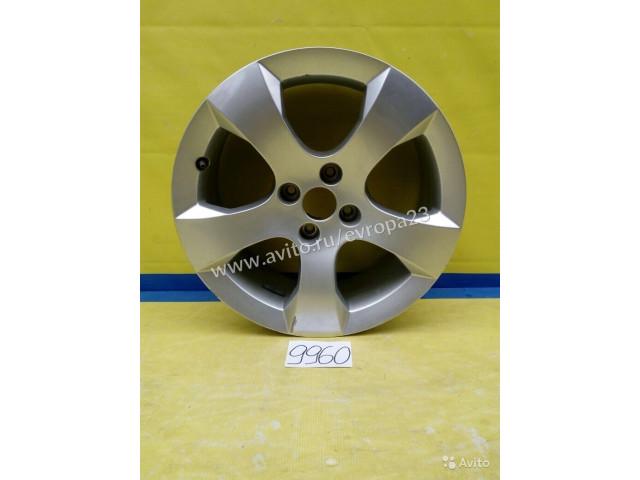 Peugeot 3008 Диск R17