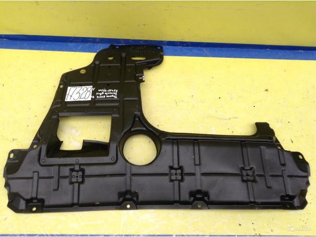Toyota Rav4 Защита двигателя