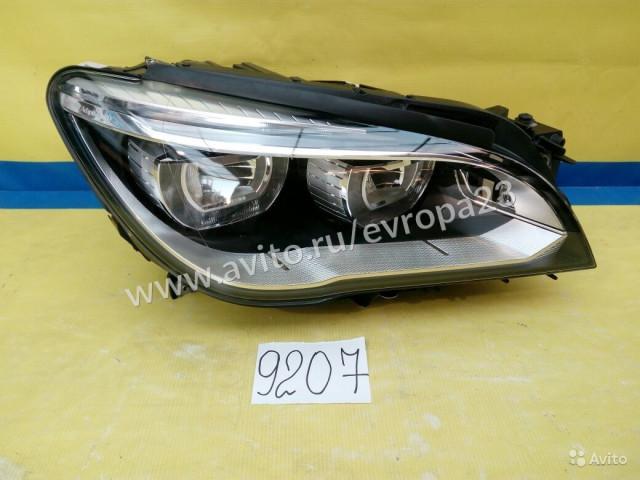BMW 7 F01 02 Рестайлинг Фара LED правая