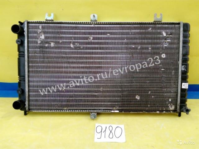 LADA Priora Радиатор охлаждения
