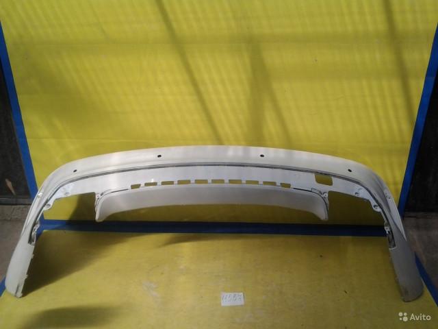 Mercedes CLA C117 AMG Бампер задний жабры