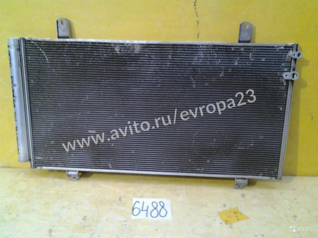 Toyota Camry 50 Радиатор кондиционера