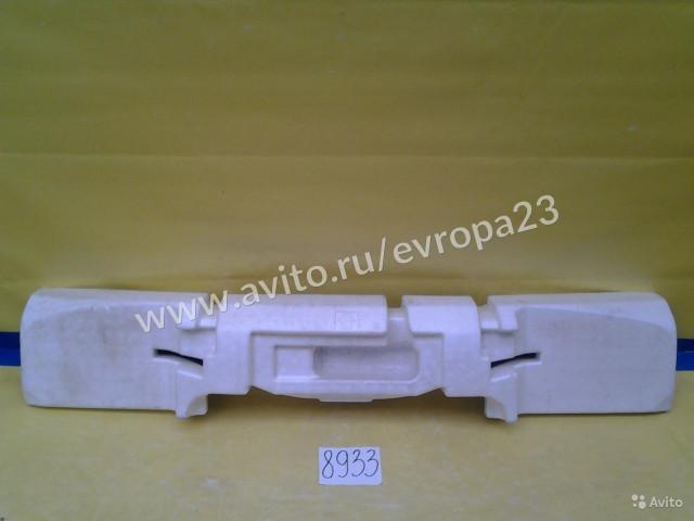 Infiniti QX 56 80 Абсорбер заднего бампера