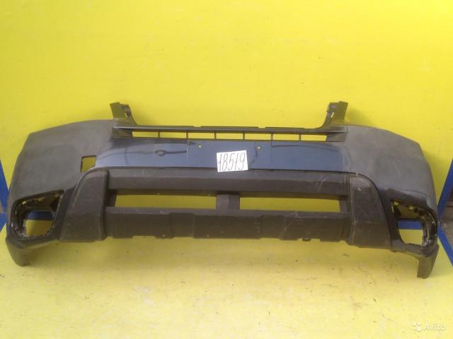Subaru Forester S13 Бампер передний под омаватель