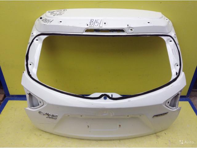 Mazda CX5 Дверь Крышка багажника