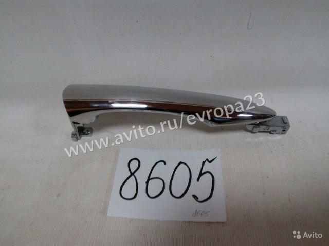Infiniti FX35 Ручка двери задняя левая правая