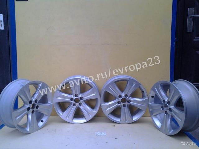 Toyota Highlander Комплект литых дисков R19