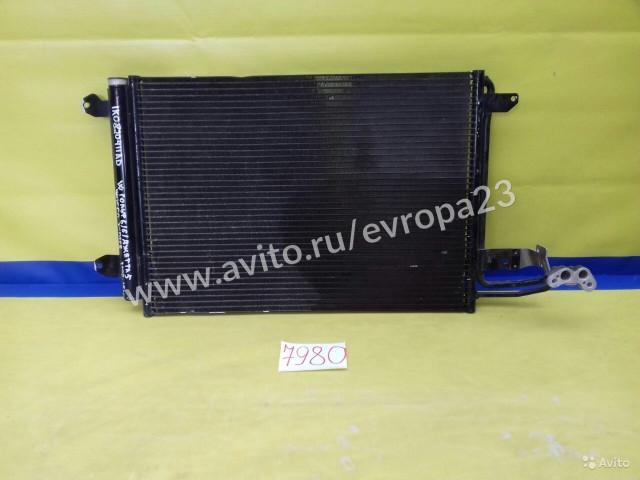 Volkswagen Golf Jetta Skoda Радиатор кондиционера