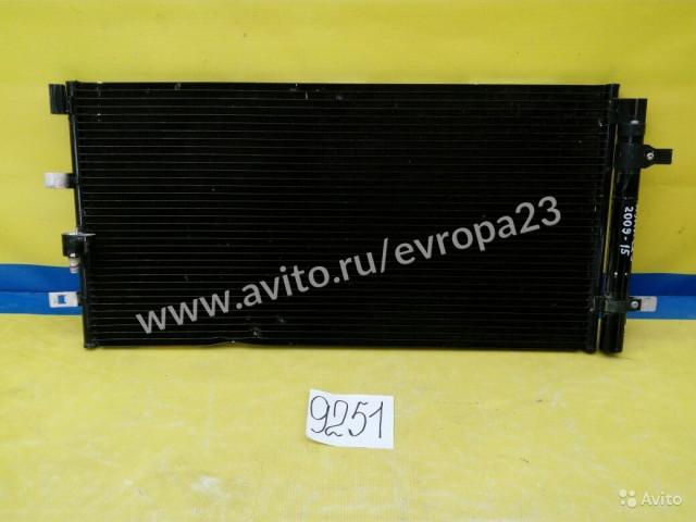 Audi Q5 Радиатор кондиционера