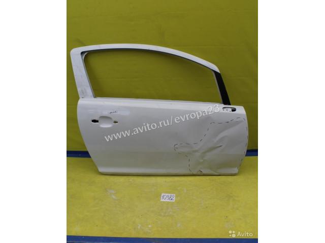 Opel Corsa D Дверь передняя правая
