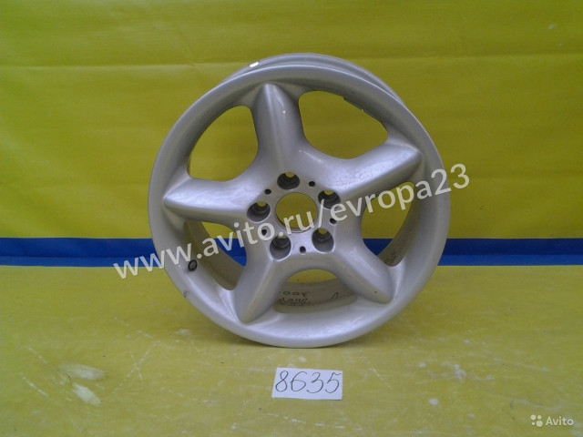 BMW X5 Диск колесный R17