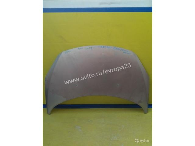 Peugeot 207 Капот алюминиевый