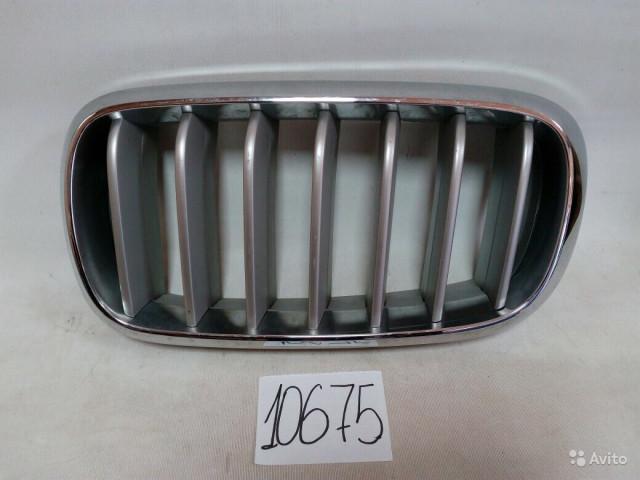 BMW X5 F15 Решетка радиатора левая