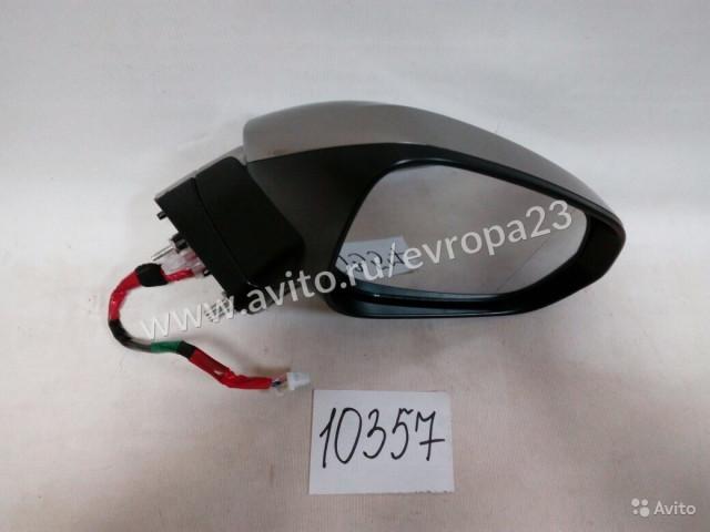 Lexus NX300 200 T Зеркало правое 8 контактов