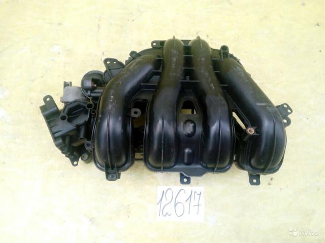 Ford Focus 2 Выпускной коллектор