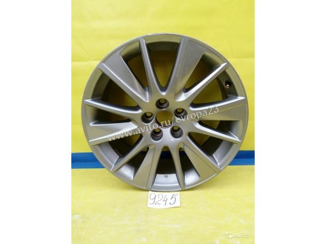 Toyota Highlander 3 Venza Диск колесный R19