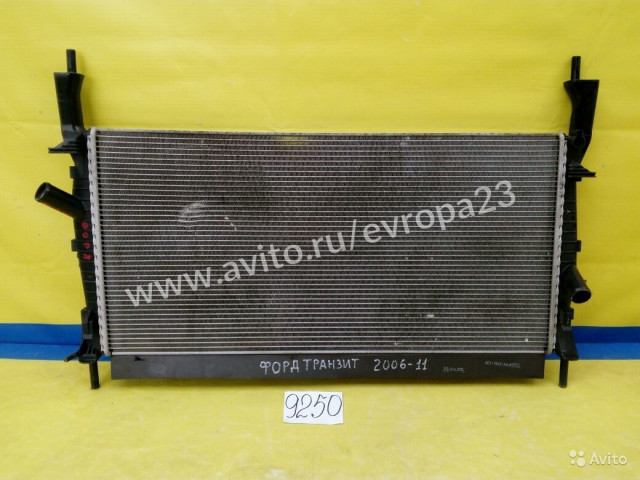 Ford Transit Радиатор охлаждения