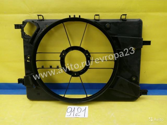 Chevrolet Cruze Диффузор вентилятора МКПП