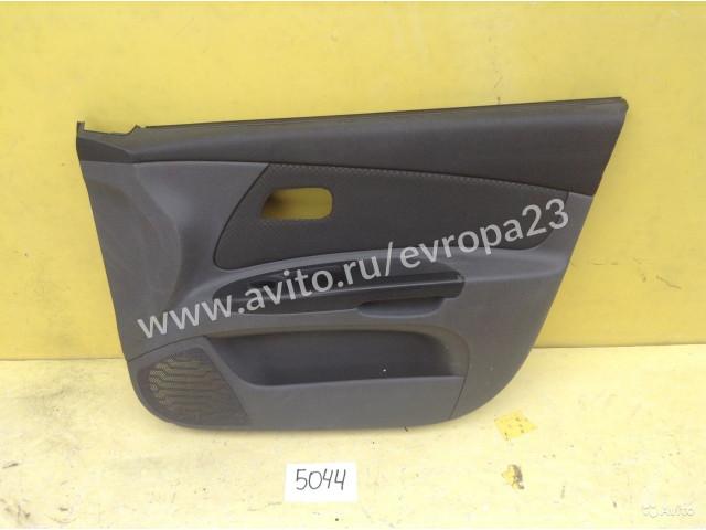 Kia Rio 2 Обшивка двери передняя правая