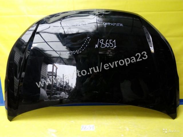 Hyundai Creta Капот