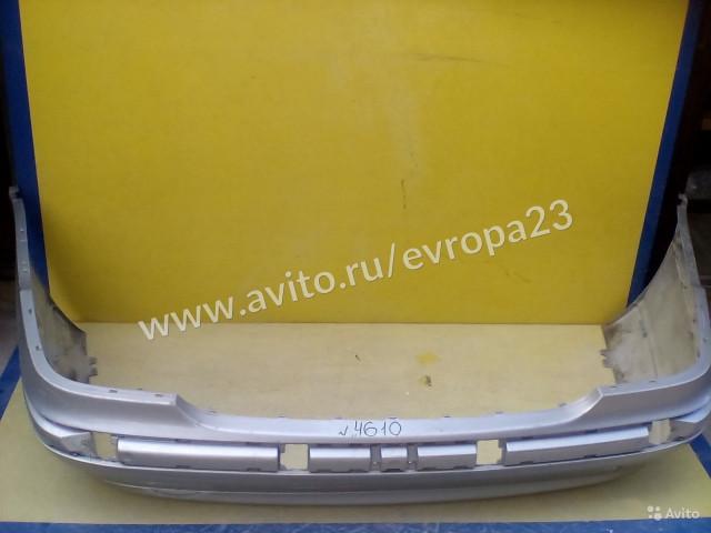Mercedes S W220 Бампер задний