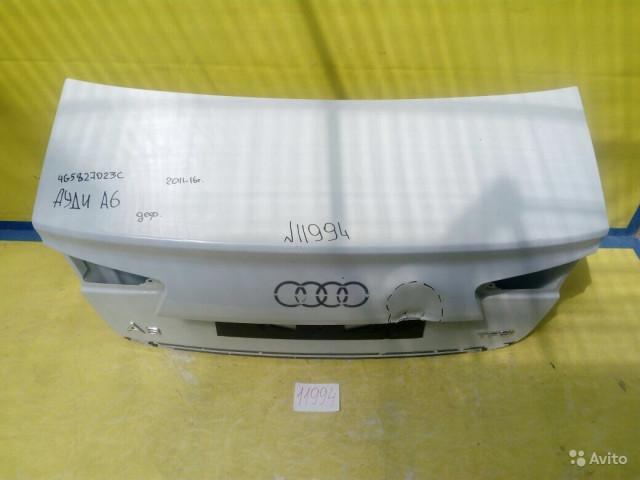 Audi A6 Крышка багажника