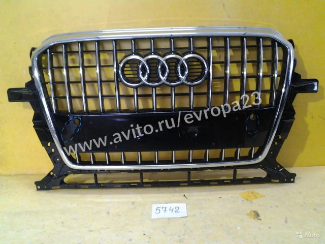 Audi Q5 рестайлинг Решетка радиатора