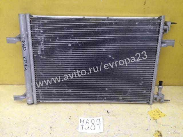 Chevrolet Cruze Радиатор кондиционера