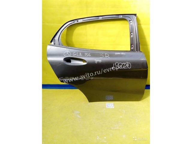 Mercedes GLA X156 Дверь задняя правая
