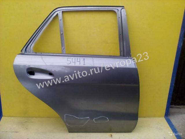 Mercedes ML W166 Дверь задняя левая