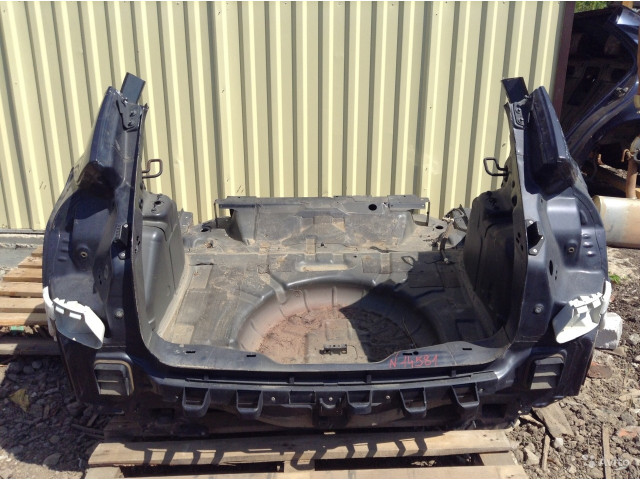 Ford Focus 3 хетчбек Задняя часть