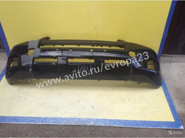 Toyota RAV4 Бампер передний птф