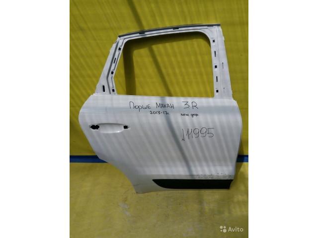 Porsche Macan Дверь задняя правая