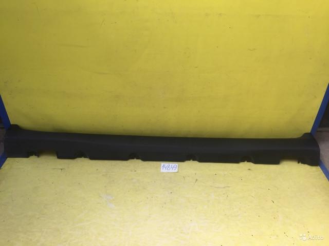 Mercedes GLC X253 Накладка порога левая