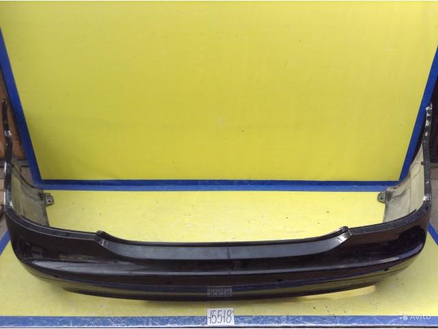 Mercedes S W221 AMG Бампер задний в сборе