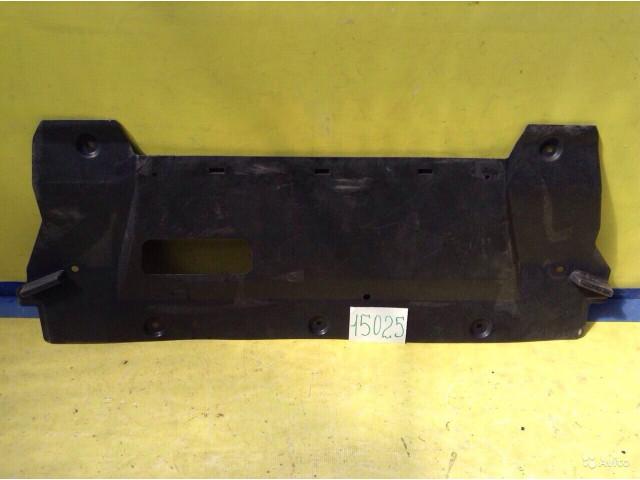 Nissan Qashqai 2 Пыльник Защита двигателя