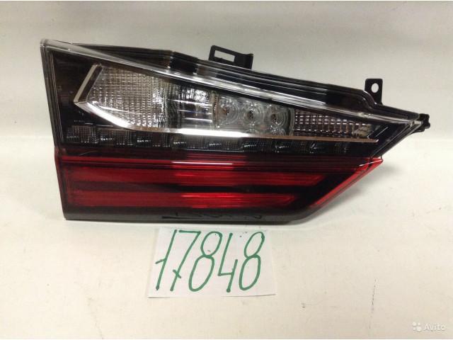 Lexus RX Фонарь задний левый внутренний