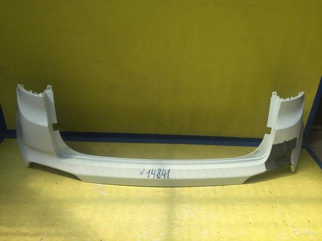Hyundai Creta Бампер задний