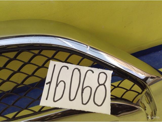 Mercedes GLE AMG Накладка хром переднего бампера