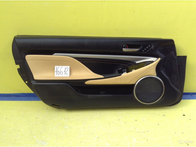 Lexus RX 300 Обшивка двери передняя левая