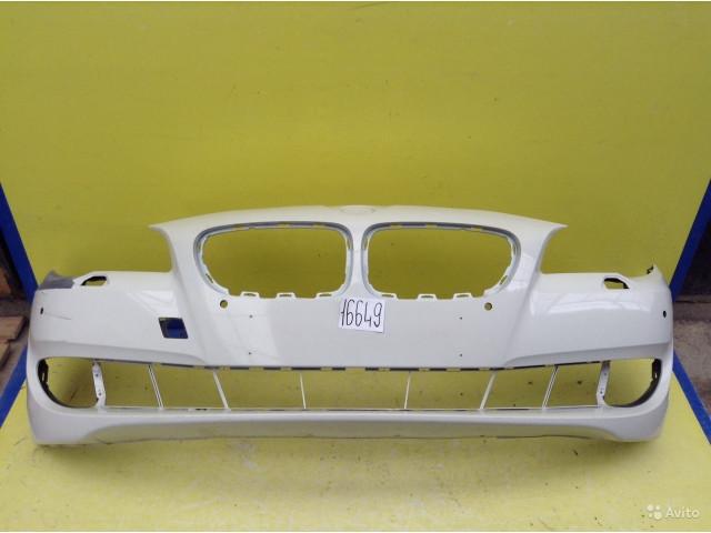 BMW 5 F10 дорестайлинг Бампер передний