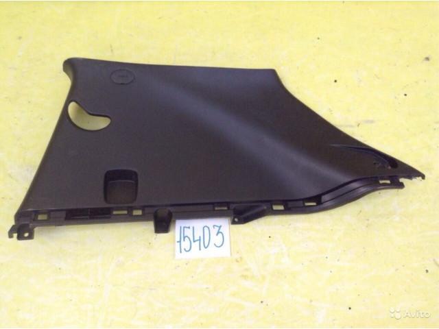 Kia Sportage 3 Обшивка багажника верхняя правая