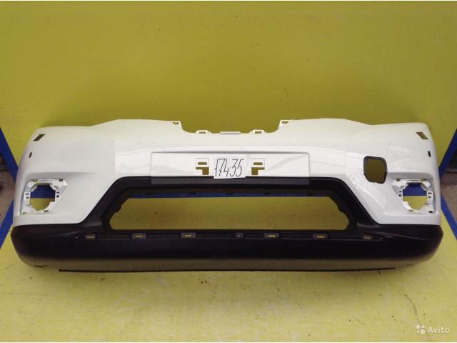 Nissan X-Trail Т32 Бампер передний