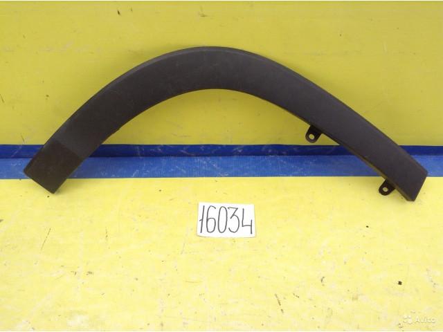 Toyota Highlander 3 Расширитель арки задний правый