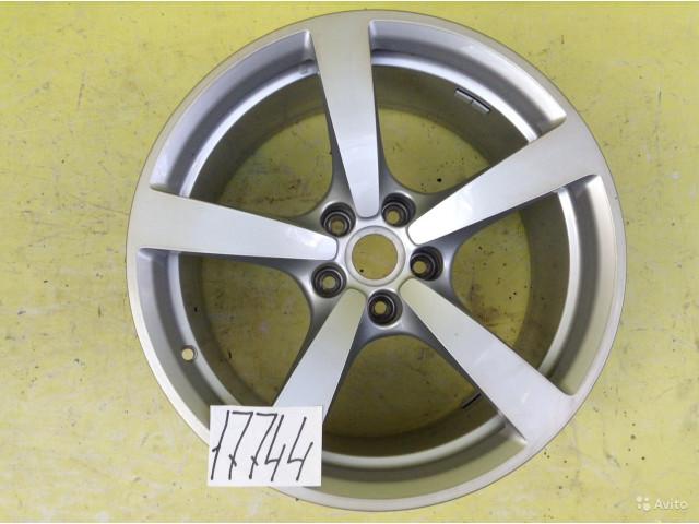 Porsche Macan Диск R18