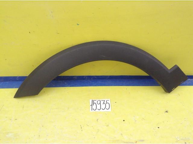 Chevrolet Captiva Расширитель арки передний левый