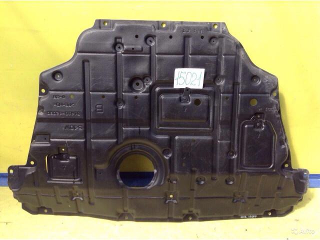 Toyota RAV 4 Защита двигателя Пыльник отсека
