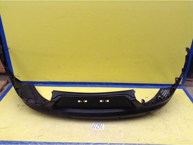 Kia Sportage Бампер задний нижняя часть