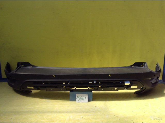 Ford Kuga 2 Юбка Губа заднего бампера