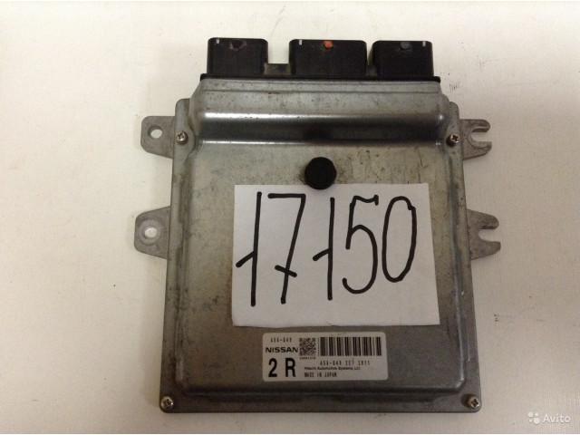 Nissan Teana J32 Блок управления двс автомат